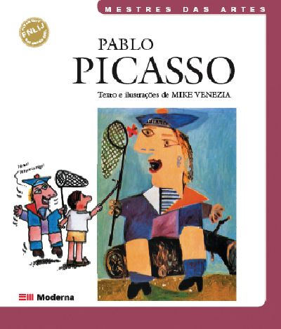 Capa Pablo Picasso