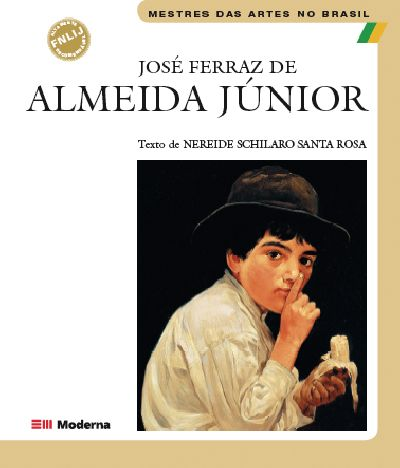 Capa José Ferraz de Almeida Júnior