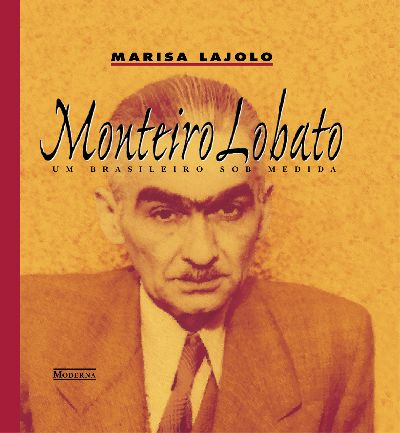 Capa Monteiro Lobato