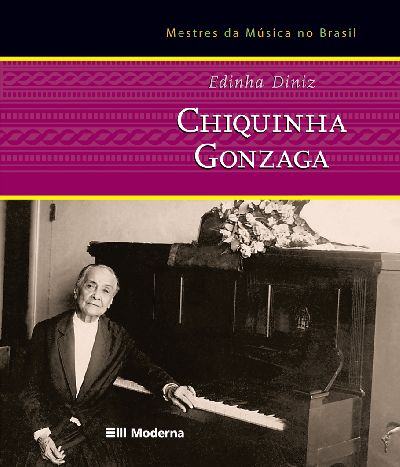 Capa Chiquinha Gonzaga