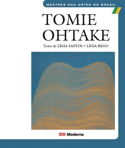 Capa Tomie Ohtake