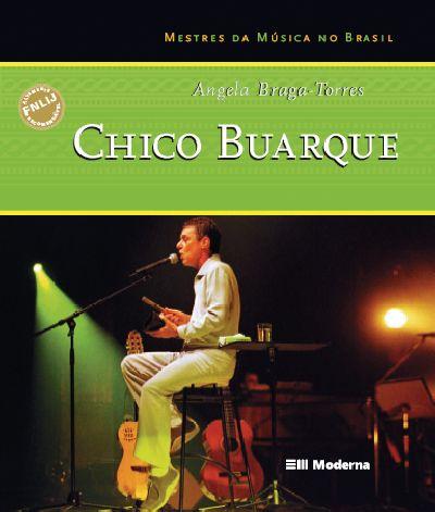 Capa Chico Buarque