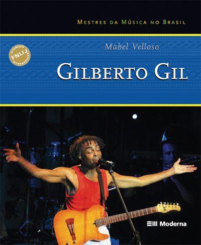 Capa Gilberto Gil