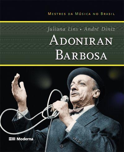 Capa Adoniran Barbosa