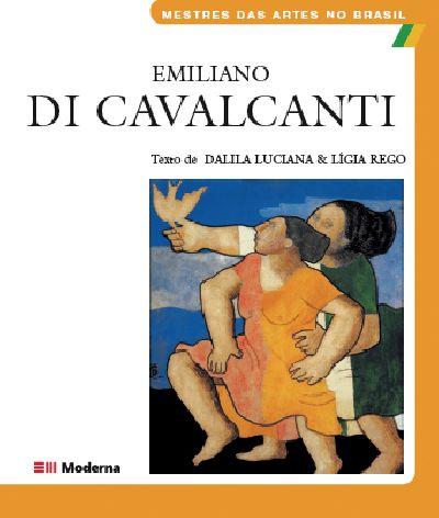 Capa Emiliano Di Cavalcanti