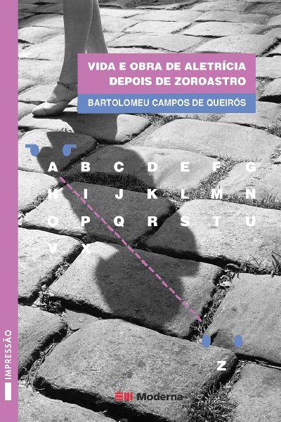 Capa Vida e obra de Aletrícia depois de Zoroastro