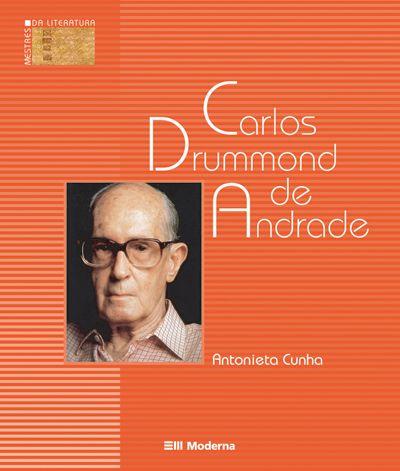 Capa Carlos Drummond de Andrade