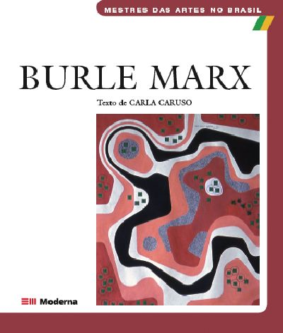 Capa Burle Marx