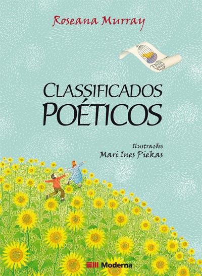 Capa Classificados poéticos