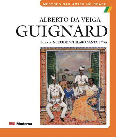 Capa Alberto da Veiga Guignard