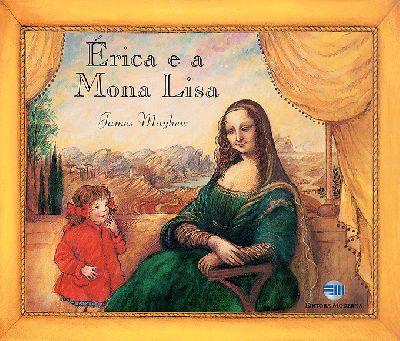 Capa Érica e a Mona Lisa