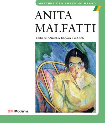 Capa Anita Malfatti