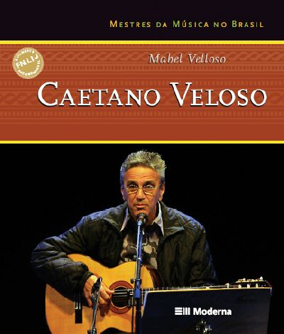 Capa Caetano Veloso