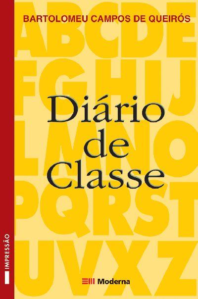 Capa Diário de classe