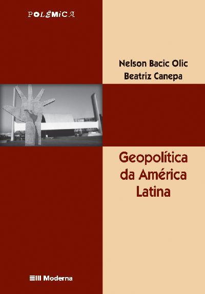 Capa Geopolítica da América Latina