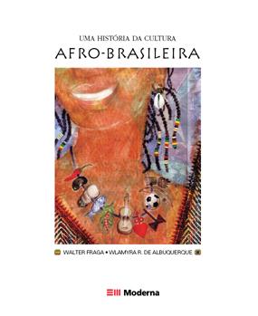 Capa Uma história da cultura afro-brasileira