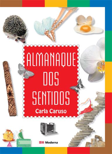 Capa Almanaque dos sentidos