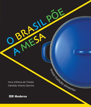 Capa O Brasil põe a mesa