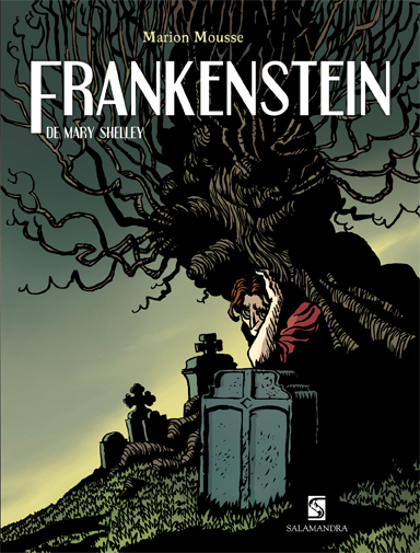 Capa Frankenstein