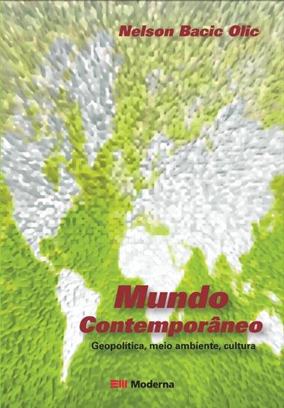 Capa Mundo contemporâneo