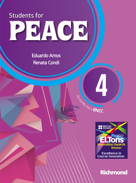 Students for Peace 4 - 2nd Edition - ampliada (frente 495x620)