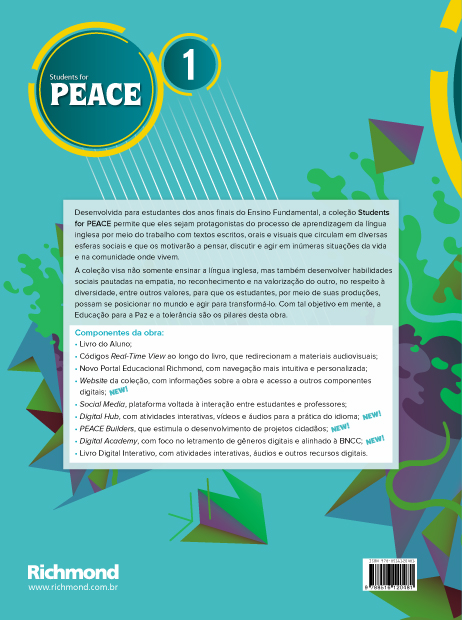 Students for Peace 1 - 2nd Edition - ampliada (verso 495x620)