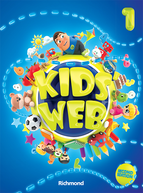 Kids' Web 1 2nd Edition - ampliada