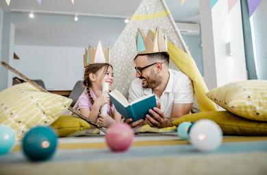 Dias das crianças e dia da leitura!