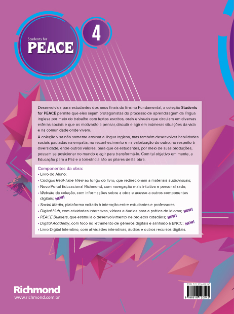 Students for Peace 4 - 2nd Edition - ampliada (verso 495x620)