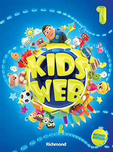Kids' Web 1 2nd Edition - miniatura
