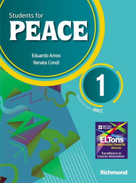 Students for Peace 1 - 2nd Edition - ampliada (frente 495x620)