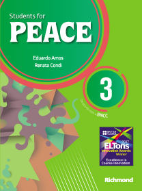 Students for Peace 3 - 2nd Edition - miniatura (frente 223x279)
