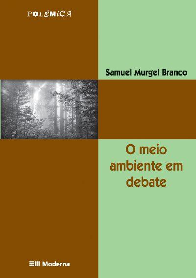 Capa O meio ambiente em debate