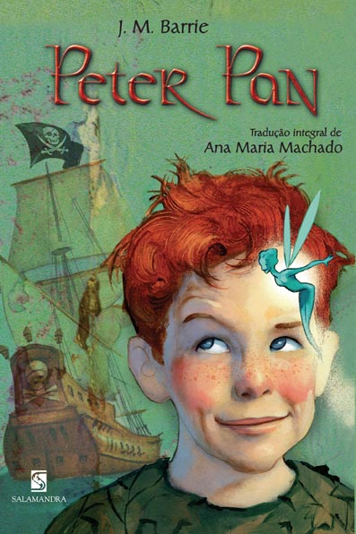 Capa Peter Pan