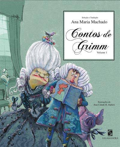 Capa Contos de Grimm