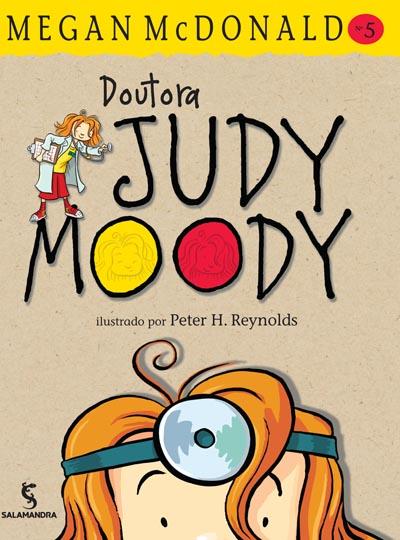 Capa Doutora Judy Moody