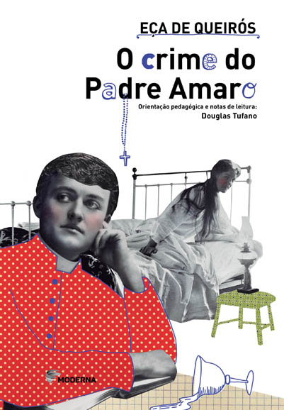 Capa O crime do Padre Amaro