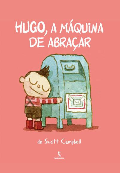 Capa Hugo, a máquina de abraçar