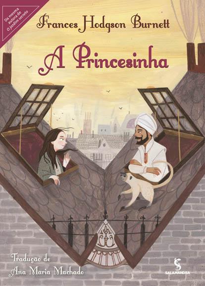 Capa A Princesinha