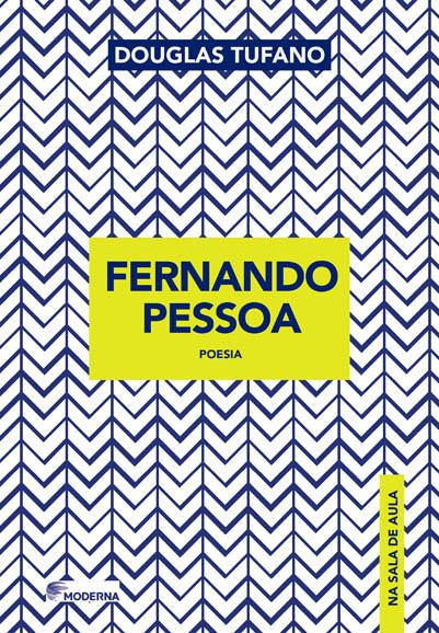 Capa Fernando Pessoa na sala de aula