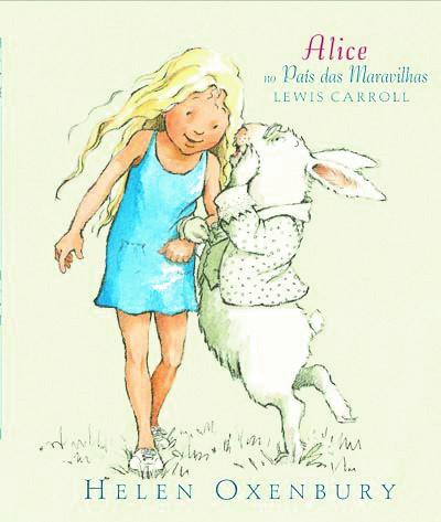 Capa Alice no País das Maravilhas
