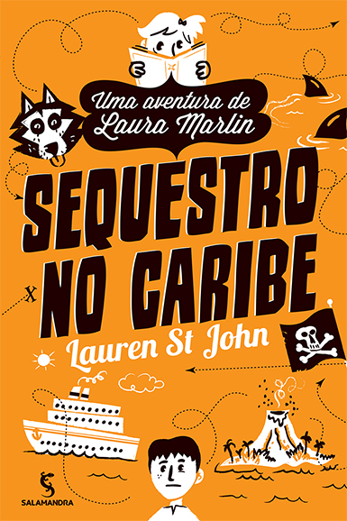 Capa Sequestro no Caribe