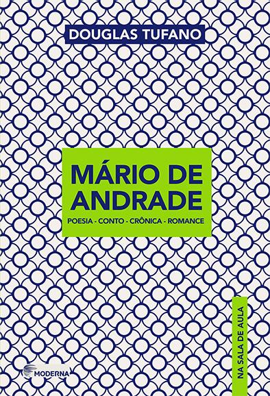 Capa Mário de Andrade na sala de aula