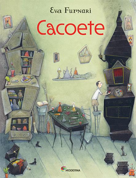 Capa Cacoete