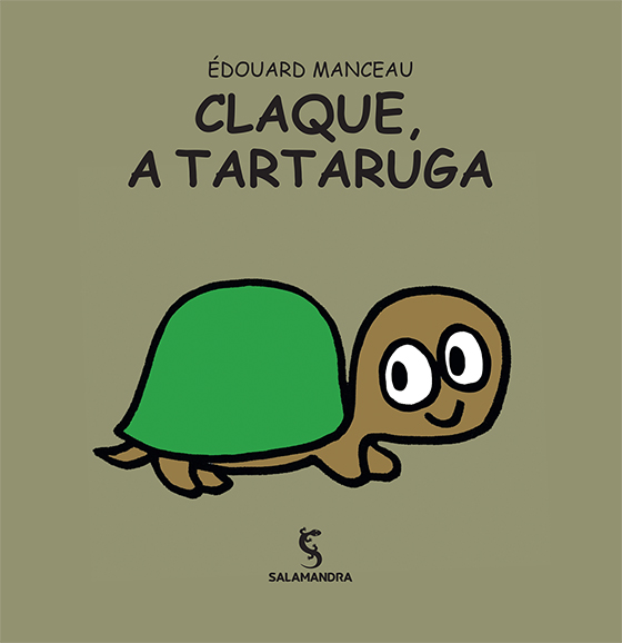 Capa Claque, a tartaruga