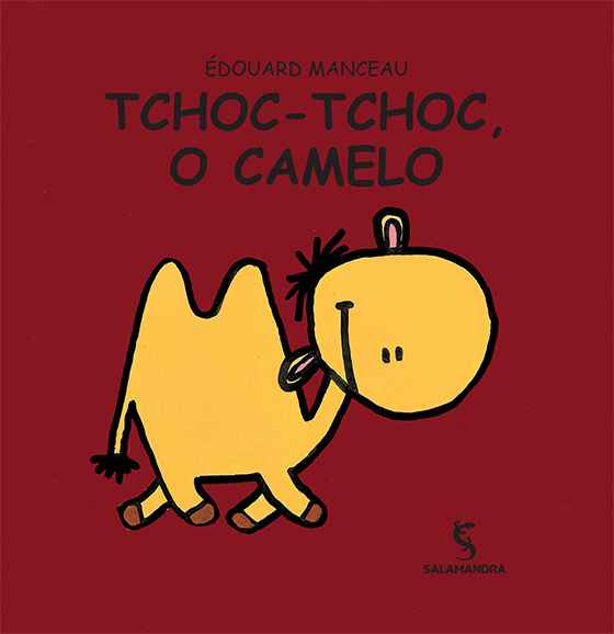 Capa Tchoc-tchoc, o camelo