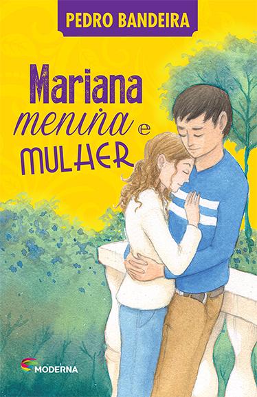 Capa Mariana menina e mulher