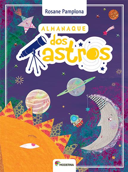 Capa Almanaque dos astros