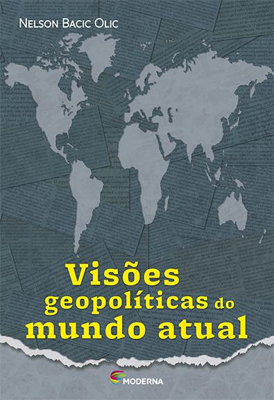 Capa Visões geopolíticas do mundo atual