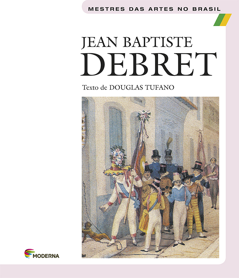 Capa Jean Baptiste Debret